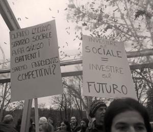 """Il 13 Dicembre la seconda manifestazione regionale """"SiAMO IL SOCIALE"""""""