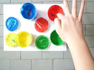 Sporcarsi le mani (e la faccia) Social Day 2013