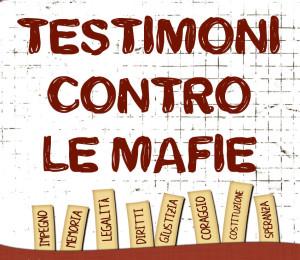 Testimoni contro le mafie a Thiene, Venerdì 10 Maggio 2013