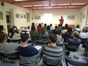 Incontro de Le Masiere con i gruppi Gas, Arsiero 18 Aprile 2013
