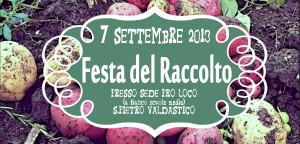Festa del Raccolto, 7 Settembre 2013 a S.Pietro Valdastico