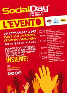 L'evento di chiusura del Social Day 2013