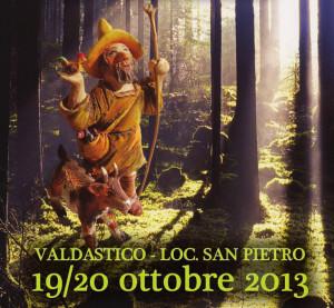 Ritorno dal bosco a Valdastico. 19 e 20 Ottobre 2013