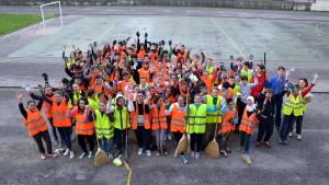 I volti e le mani del Social Day 2014 a Piovene Rocchette