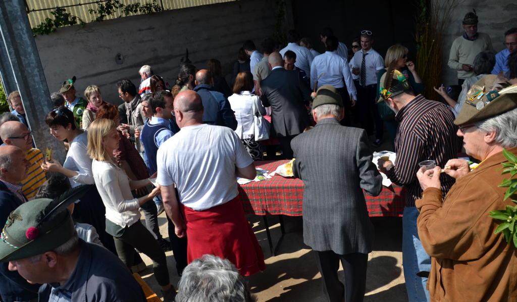 festa liberazione calvene 2