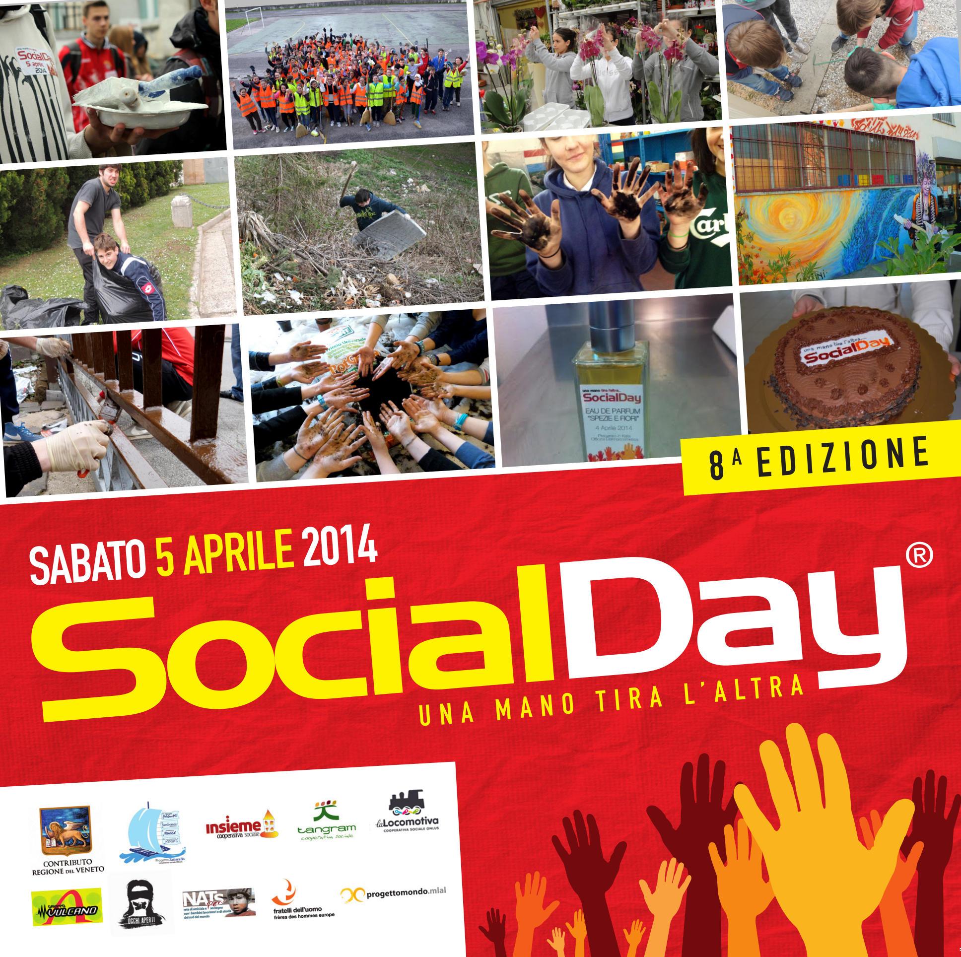 social day 2014 risultati
