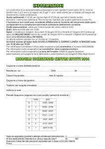 volantino 2014 POSINA pdf retro