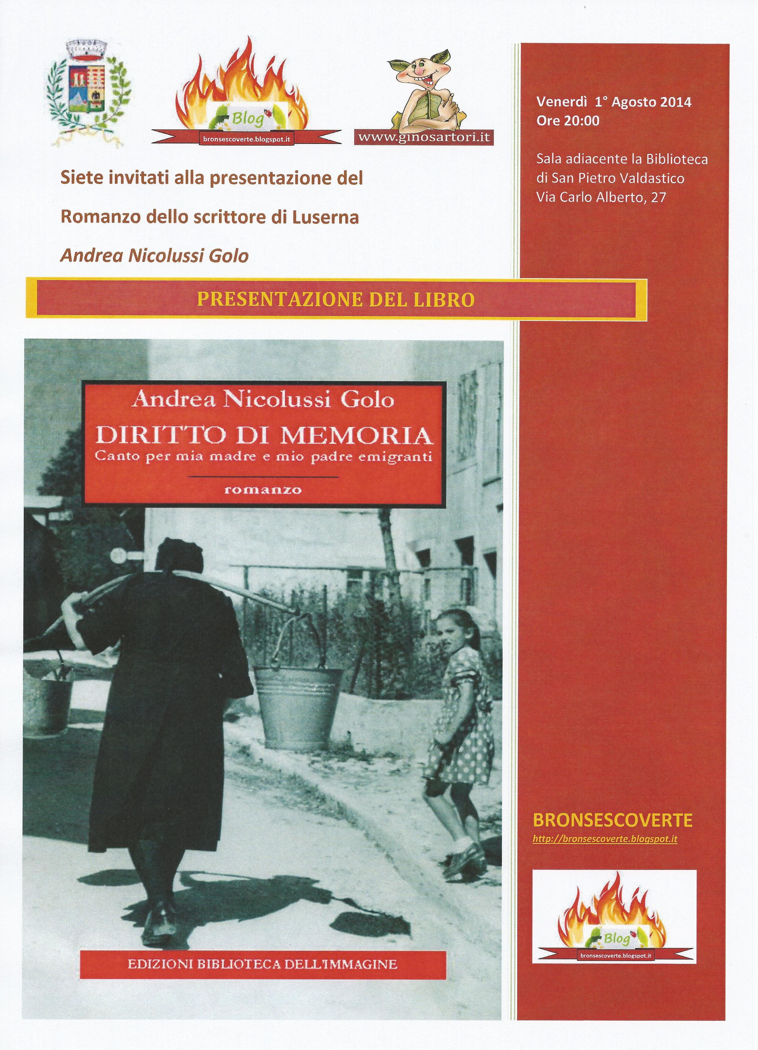 Nicolussi Andrea Golo