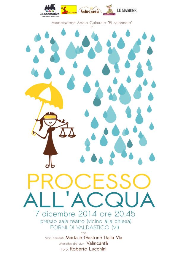 processo acqua