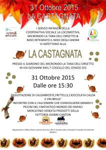 Castagnata a Cogollo 31 Ottobre 2015
