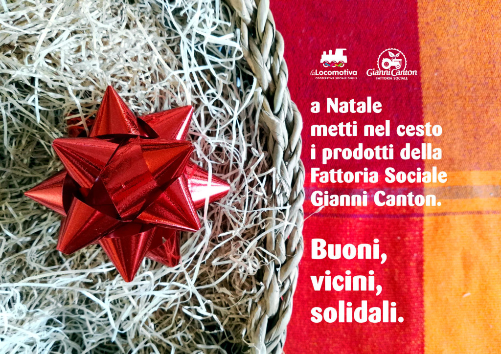 natale 2016 Gianni Canton fronte